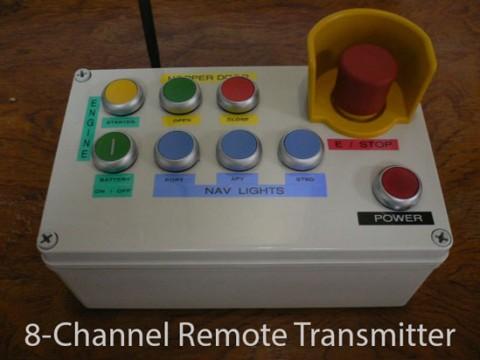 remote transmitter